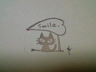 *雨宿り猫*